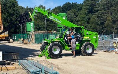 Een paar met extra meters voor Metselbedrijf Hollink